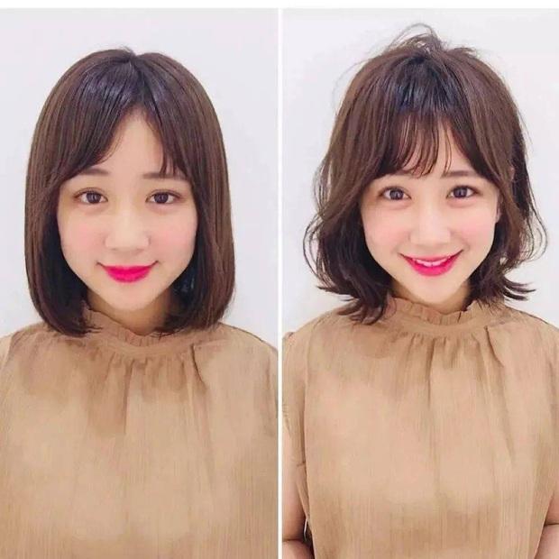 Phụ nữ Nhật luôn có chiêu để tóc mái giúp mặt nhỏ gọn hơn hẳn, bạn đã biết chưa? - Ảnh 8.