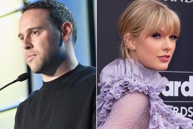 Có 2 Taylor Swift trong Miss Americana: Một cô gái đang yêu chạy lon ton ôm chầm Joe Alwyn và cô ca sĩ viết lời bài hát đá xéo Scooter Braun thâm như thường! - Ảnh 4.