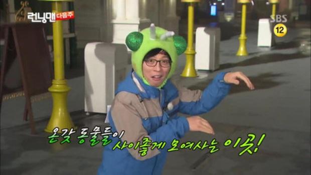 Loạt khoảnh khắc ngượng chín người của MC Quốc dân Yoo Jae Suk trong Running Man! - Ảnh 9.