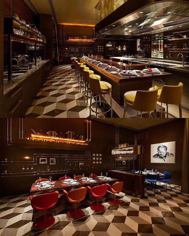 Louis Vuitton mở nhà hàng và tiệm cafe đầu tiên ở Osaka (Nhật Bản) vào trưa nay nhưng lại giới hạn khách vào mỗi tối - Ảnh 3.