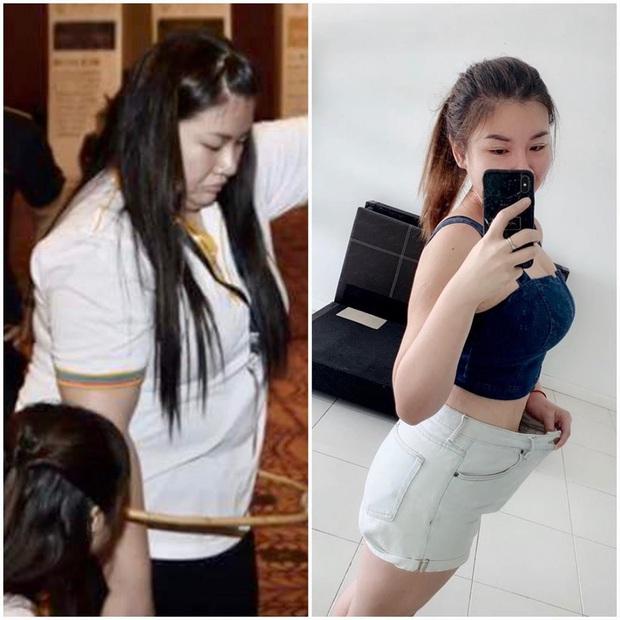 Từ 122kg xuống 68kg, cô gái người Malaysia chỉ cách giảm cân hiệu quả khiến ai nấy đều nể phục - Ảnh 3.