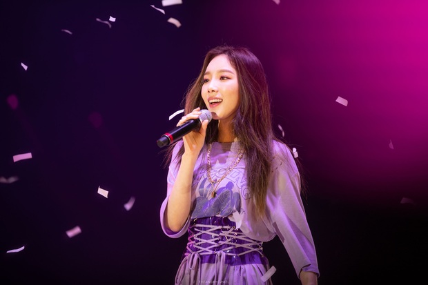 Hành trình đầy vinh quang của Taeyeon (SNSD): Vượt 10 nghìn người để vào SM, 16 năm sau thành nữ idol solo đầu tiên nhận Daesang! - Ảnh 11.