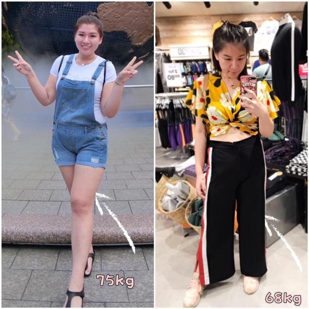 Từ 122kg xuống 68kg, cô gái người Malaysia chỉ cách giảm cân hiệu quả khiến ai nấy đều nể phục - Ảnh 5.