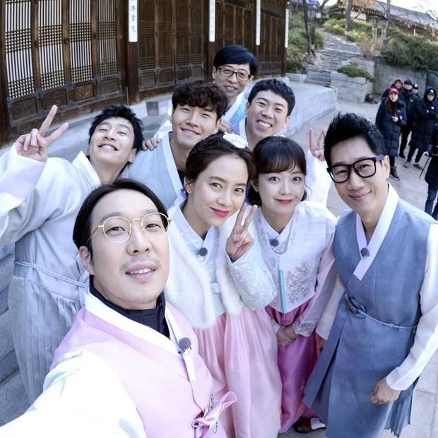 7 thành viên Running Man lọt top 50 BXH danh tiếng thương hiệu, duy nhất Jeon So Min ra chuồng gà - Ảnh 1.