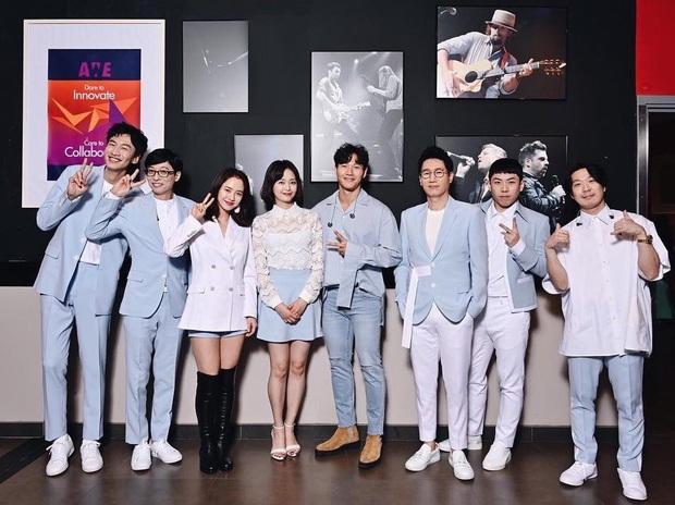 7 thành viên Running Man lọt top 50 BXH danh tiếng thương hiệu, duy nhất Jeon So Min ra chuồng gà - Ảnh 2.