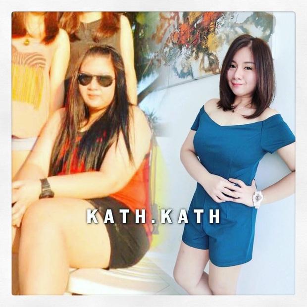 Từ 122kg xuống 68kg, cô gái người Malaysia chỉ cách giảm cân hiệu quả khiến ai nấy đều nể phục - Ảnh 4.