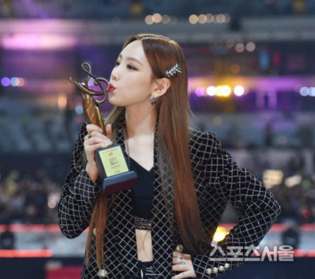 Hành trình đầy vinh quang của Taeyeon (SNSD): Vượt 10 nghìn người để vào SM, 16 năm sau thành nữ idol solo đầu tiên nhận Daesang! - Ảnh 13.