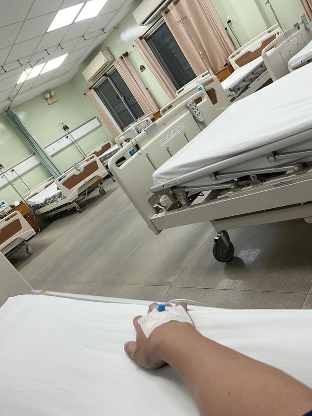 Đầu năm mới Hồ Quang Hiếu bất ngờ nhập viện, lý do lại vì một loại thuốc bổ quý ai cũng tin dùng - Ảnh 1.