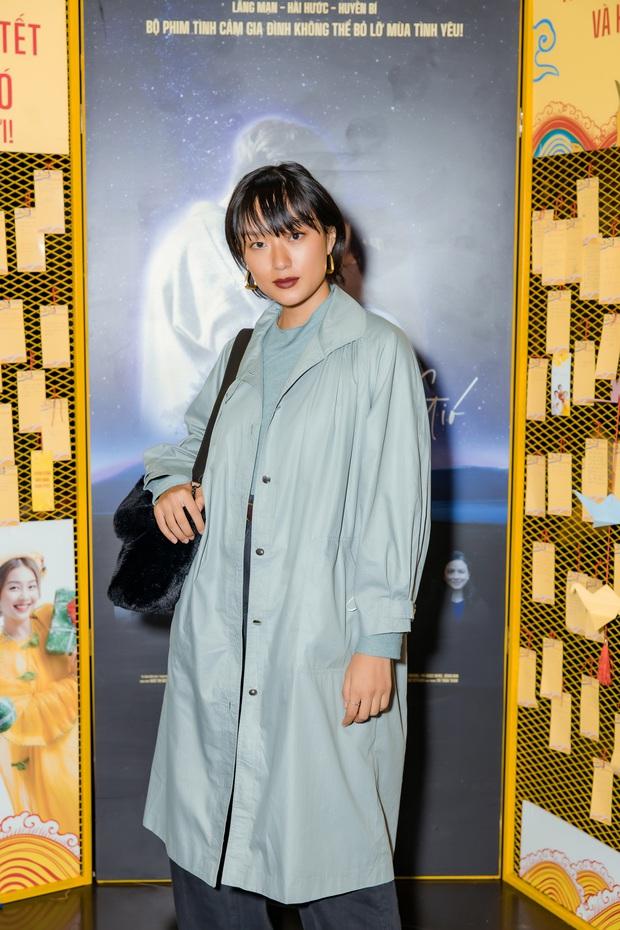 Lynk Lee cực đáng yêu, chặt đẹp chị em Khả Ngân - Hoàng Yến Chibi tại thảm đỏ Bí Mật Của Gió - Ảnh 11.