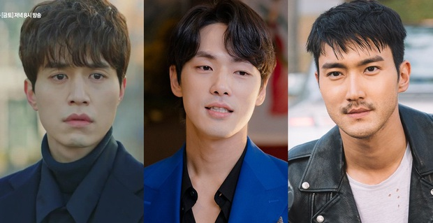 3 supporting actors who are both handsome and humorous in Korean dramas