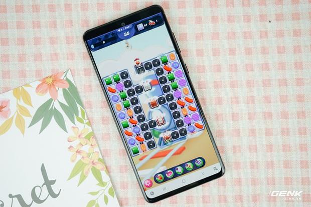 Đánh giá hiệu năng và thời lượng pin Galaxy Note10 Lite: Phiên bản rút gọn nhưng liệu có yếu sinh lý? - Ảnh 6.