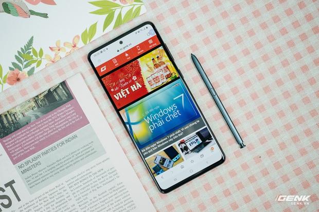 Đánh giá hiệu năng và thời lượng pin Galaxy Note10 Lite: Phiên bản rút gọn nhưng liệu có yếu sinh lý? - Ảnh 16.