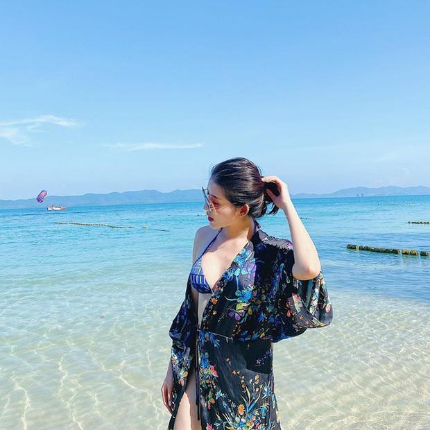 Loạt mỹ nhân Việt thi nhau khoe dáng với bikini như để nhắn nhủ: Dăm ba cái Tết không thể làm body các cô bớt đẹp - Ảnh 6.