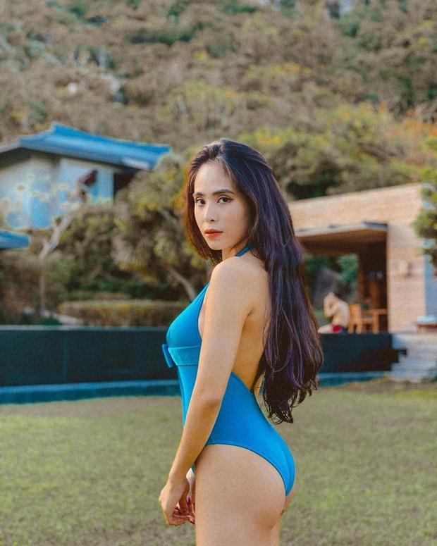 Loạt mỹ nhân Việt thi nhau khoe dáng với bikini như để nhắn nhủ: Dăm ba cái Tết không thể làm body các cô bớt đẹp - Ảnh 7.