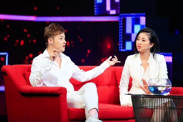 Thanh Duy nói lời xin lỗi trên truyền hình vì không đến thăm Khả Như khi cô gặp tai nạn bỏng - Ảnh 5.