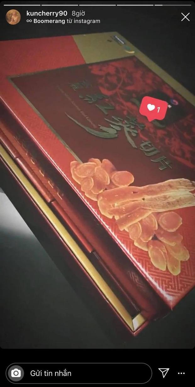 Còn chưa làm dâu mà MC Thu Hoài đã được mẹ bạn trai mua sâm về tẩm bổ: Cứ đà này dân tình lại được ăn kẹo mừng sớm chăng? - Ảnh 2.