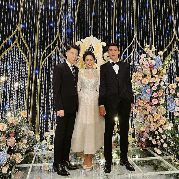 Đám cưới Quỳnh Anh - Duy Mạnh đã xong mà đến giờ khách mời vẫn chưa khoe hết ảnh: Hôn lễ cổ tích nó phải khác! - Ảnh 9.