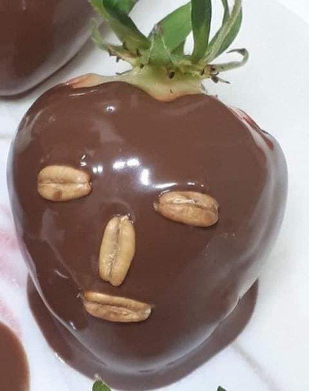 Khi năng lực có hạn nhưng vẫn ham tự làm socola tặng crush: Valentine chưa tới đã kịp toang - Ảnh 3.