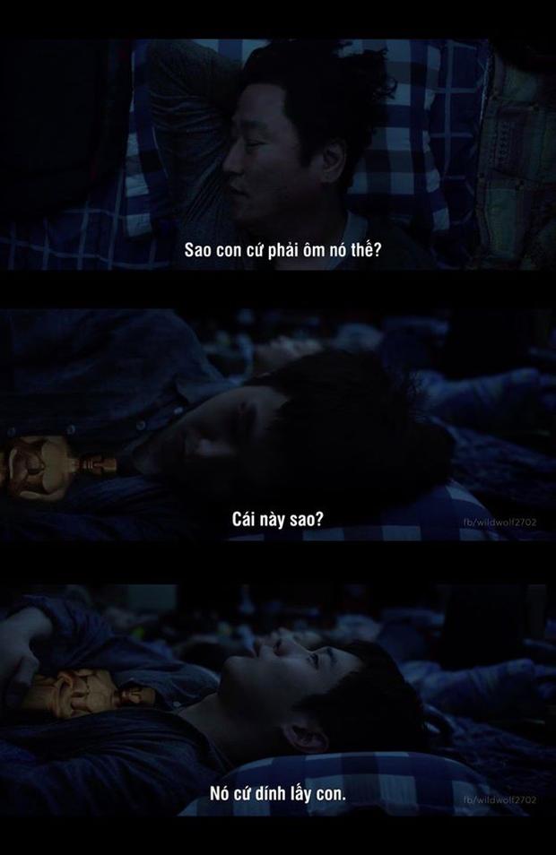 Fan Parasite chơi khéo tay nhà làm bằng loạt ảnh meme cười rụng nụ thể hiện niềm vui lịch sử ở Oscar - Ảnh 3.