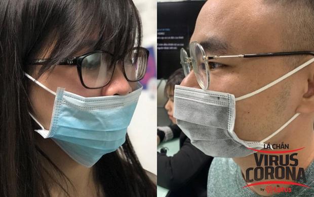 Cứ đeo khẩu trang là chống virus corona và sự thật khiến nhiều người bất ngờ khi nghe chuyên gia phân tích - Ảnh 2.