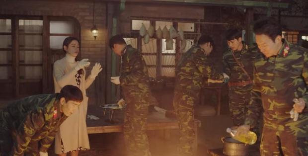 Crash Landing on You: toàn món ăn xịn sò của Hàn Quốc, dù xuất hiện trong 1 hay nhiều cảnh phim cũng đều gây ấn tượng - Ảnh 3.