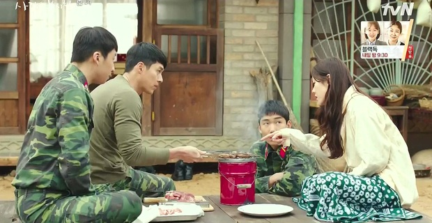 Crash Landing on You: toàn món ăn xịn sò của Hàn Quốc, dù xuất hiện trong 1 hay nhiều cảnh phim cũng đều gây ấn tượng - Ảnh 4.