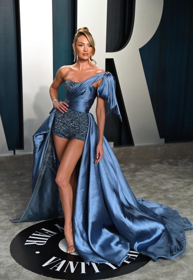 Tiệc hậu Oscar 2020: Chị em Kim ngồn ngộn chiếm trọn spotlight, cả dàn thiên thần Victorias Secret đè bẹp bà xã Justin Bieber - Ảnh 4.