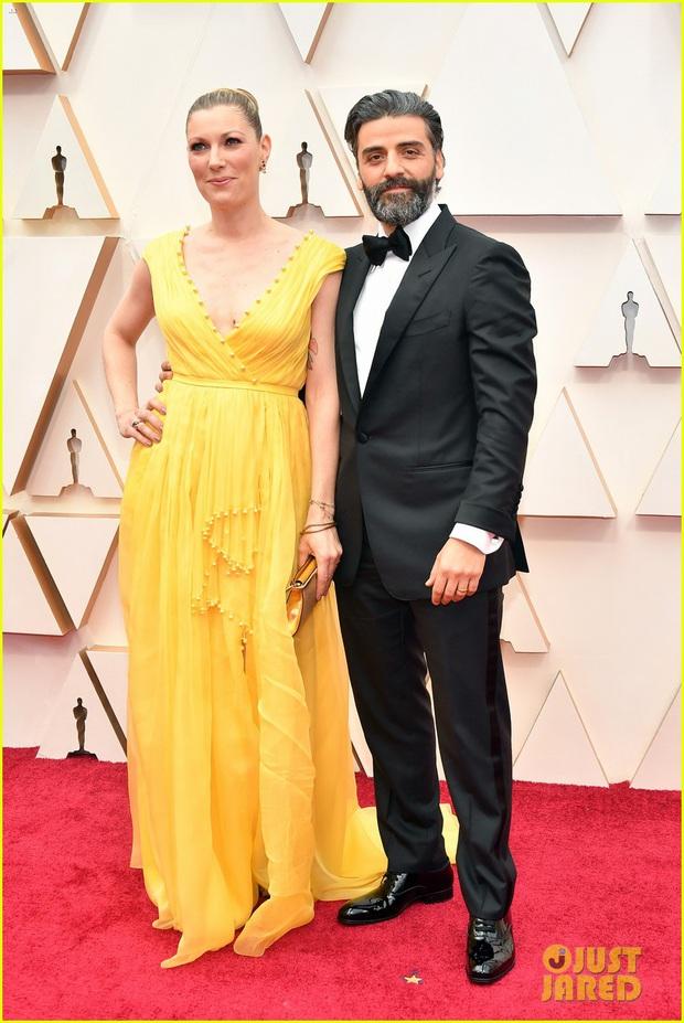 Siêu thảm đỏ Oscar 2020: Dàn sao Ký Sinh Trùng quá đỉnh, Goá Phụ Đen và Leonardo visual xuất sắc, sự kiện hỗn loạn vì mưa lớn - Ảnh 53.