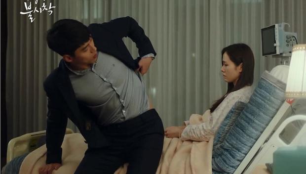 Không đợi đến Crash Landing On You đâu, 10 năm trước Hyun Bin từng vạch áo khoe thân rồi này! - Ảnh 1.