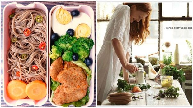 Thực đơn 1 tuần Keto giảm béo, giữ dáng dành riêng cho bữa trưa của dân công sở: Chị em bận đến mấy thì cũng chỉ mất 5 - 10 phút là làm xong - Ảnh 2.