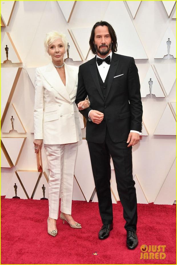 Siêu thảm đỏ Oscar 2020: Dàn sao Ký Sinh Trùng quá đỉnh, Goá Phụ Đen và Leonardo visual xuất sắc, sự kiện hỗn loạn vì mưa lớn - Ảnh 34.