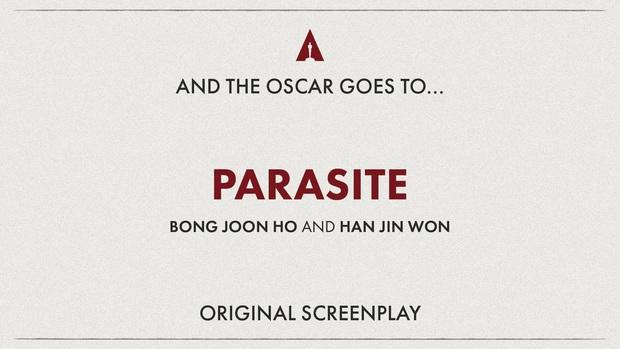 Khoảnh khắc lịch sử của điện ảnh Hàn Quốc: Đạo diễn Kí Sinh Trùng âu yếm nhìn tượng vàng Oscar như con cưng! - Ảnh 3.
