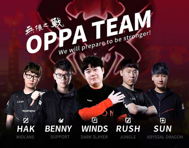 Benny tái xuất, siêu đội hình 5 nhà vô địch thế giới hứa hẹn tạo nên cuộc cạnh tranh nảy lửa với Liên quân Việt - Ảnh 2.