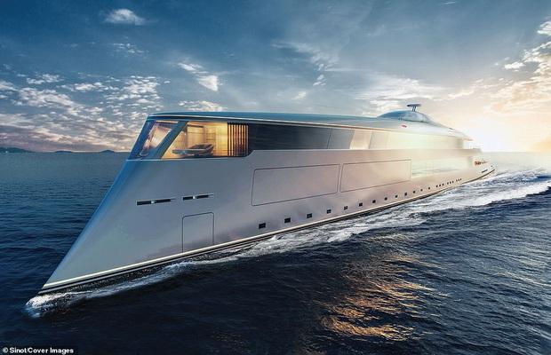 Chi mạnh gần 15 nghìn tỷ mua siêu du thuyền công nghệ: Có gì ở đó mà Bill Gates chơi lớn dễ sợ vậy? - Ảnh 1.