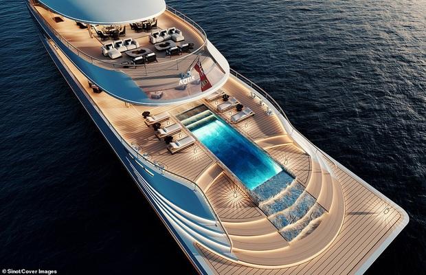 Chi mạnh gần 15 nghìn tỷ mua siêu du thuyền công nghệ: Có gì ở đó mà Bill Gates chơi lớn dễ sợ vậy? - Ảnh 2.