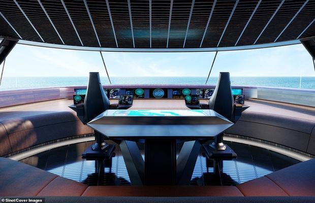 Chi mạnh gần 15 nghìn tỷ mua siêu du thuyền công nghệ: Có gì ở đó mà Bill Gates chơi lớn dễ sợ vậy? - Ảnh 7.