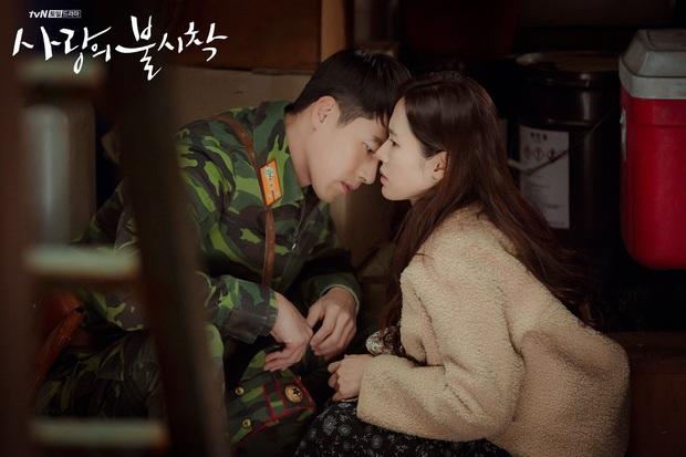 Crash Landing on You lọt top 4 phim ăn khách nhất đài tvN, Hyun Bin và Son Ye Jin đẹp đôi thế không hot mới là lạ - Ảnh 3.