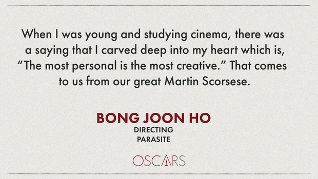 Bộ não kim cương Bong Joon Ho: 4 tượng vàng Oscar danh giá, phá bỏ rào cản phụ đề bằng ngôn ngữ điện ảnh! - Ảnh 13.