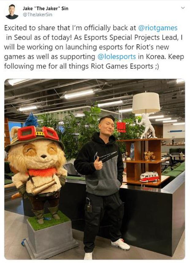 Cựu giám đốc PUBG Esports bất ngờ chuyển sang Riot Games, người mừng vì có được nhân tài, kẻ lo ngại PUBG trên đà sa sút - Ảnh 2.
