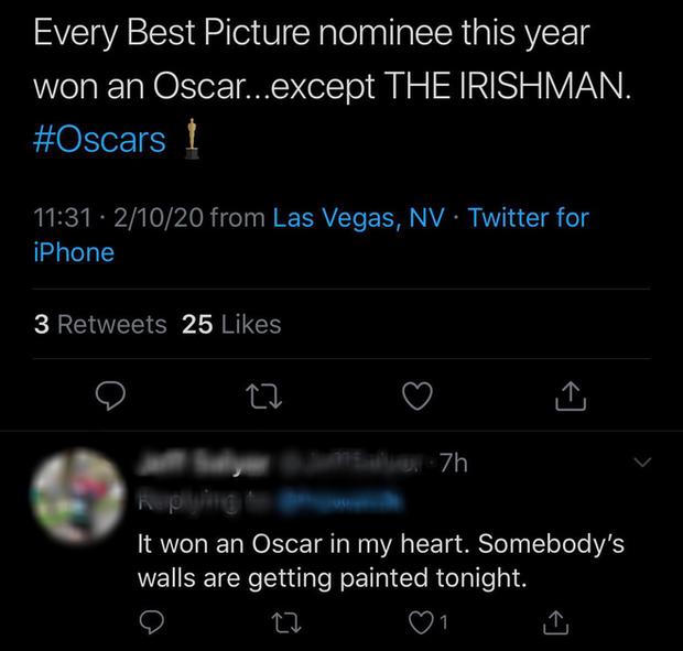 10 khoảnh khắc viral nhất đêm Oscar lịch sử: Người sợ mất tượng vàng bèn cất dưới gầm ghế, đạo diễn Bong gục sau cánh gà - Ảnh 18.