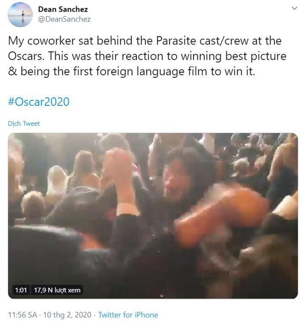 MXH bùng nổ với Oscar 2020: Parasite của chú Bong thắng quá xứng đáng, nhiều tên tuổi lớn bị tiễn ra chuồng gà - Ảnh 12.