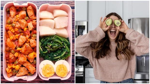 Thực đơn 1 tuần Keto giảm béo, giữ dáng dành riêng cho bữa trưa của dân công sở: Chị em bận đến mấy thì cũng chỉ mất 5 - 10 phút là làm xong - Ảnh 3.