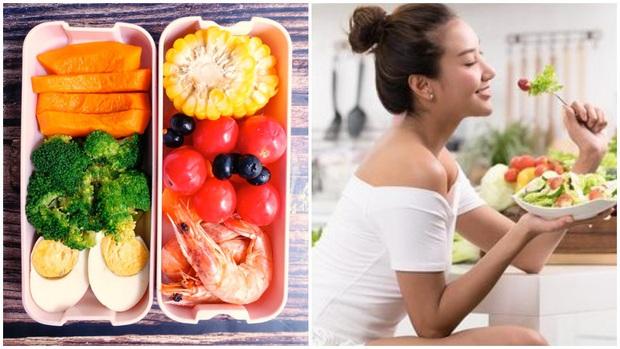Thực đơn 1 tuần Keto giảm béo, giữ dáng dành riêng cho bữa trưa của dân công sở: Chị em bận đến mấy thì cũng chỉ mất 5 - 10 phút là làm xong - Ảnh 4.