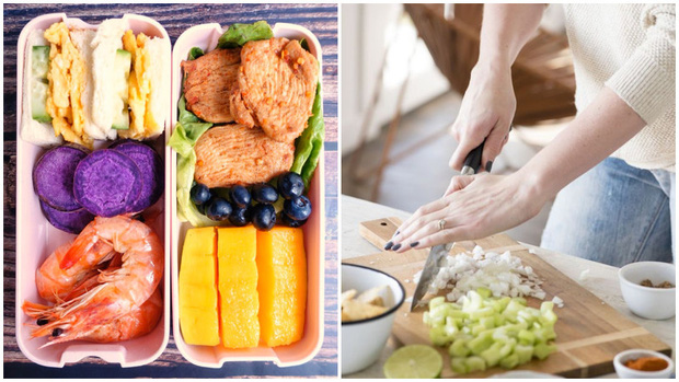 Thực đơn 1 tuần Keto giảm béo, giữ dáng dành riêng cho bữa trưa của dân công sở: Chị em bận đến mấy thì cũng chỉ mất 5 - 10 phút là làm xong - Ảnh 5.