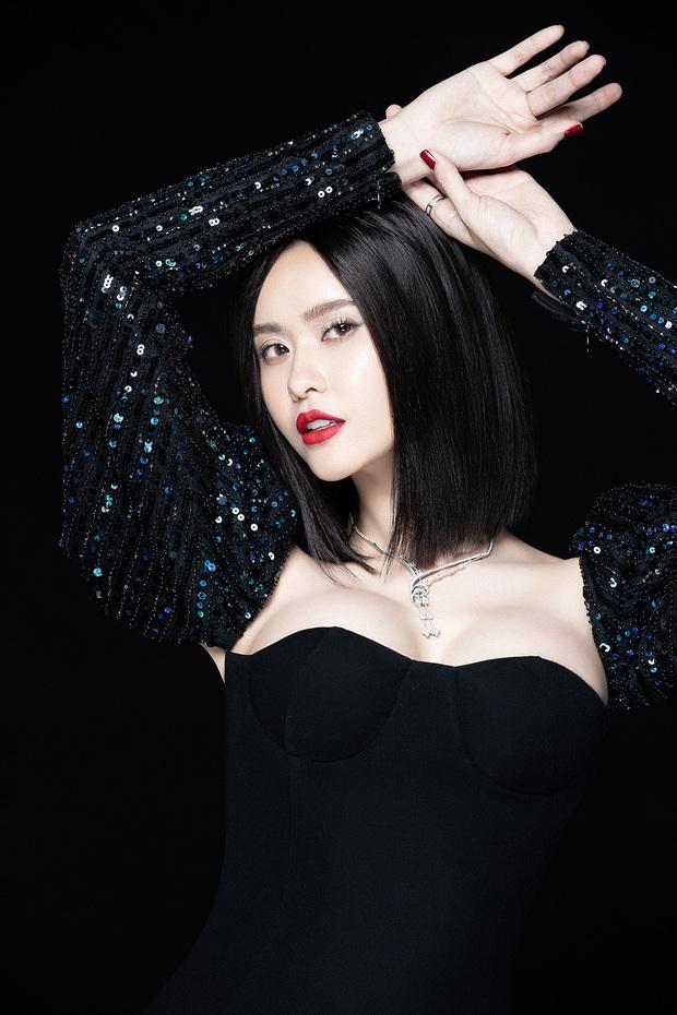 Trương Quỳnh Anh lột xác sexy hậu ly hôn: Diện váy xẻ sâu hun hút khoe trọn ngực đầy, nhan sắc ngày càng thăng hạng - Ảnh 10.