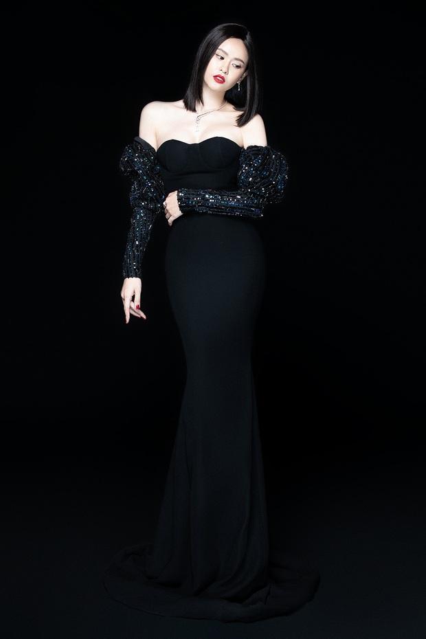 Trương Quỳnh Anh lột xác sexy hậu ly hôn: Diện váy xẻ sâu hun hút khoe trọn ngực đầy, nhan sắc ngày càng thăng hạng - Ảnh 7.