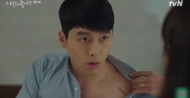 Không đợi đến Crash Landing On You đâu, 10 năm trước Hyun Bin từng vạch áo khoe thân rồi này! - Ảnh 2.