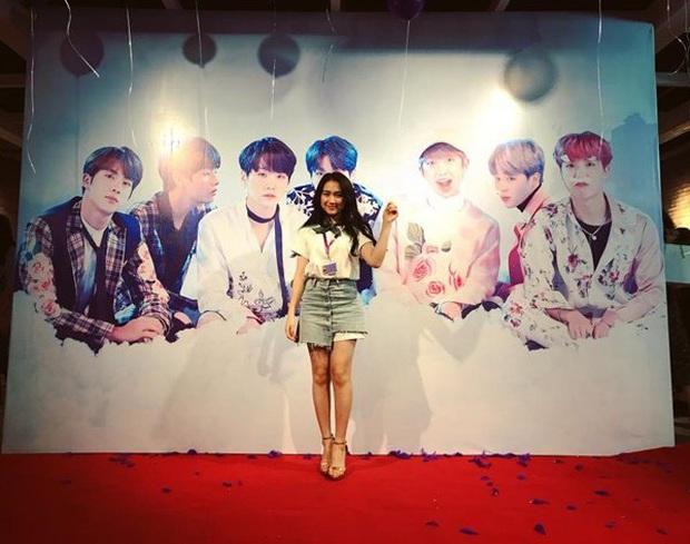 Khi sao Việt là fan cứng Kpop: Sơn Tùng M-TP hâm mộ Tiffany (SNSD) mà chẳng ai hay, Hòa Minzy thần tượng BTS - GOT7 nhưng luôn... dính phốt - Ảnh 13.