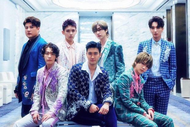 Super Junior, EXO-SC, MOMOLAND, APink cùng 4 nhóm nghệ sĩ Kpop sẽ góp mặt trong concert tại Việt Nam tháng 5 này, fan tại TP.HCM tiếp tục... quay vào ô mất lượt? - Ảnh 1.