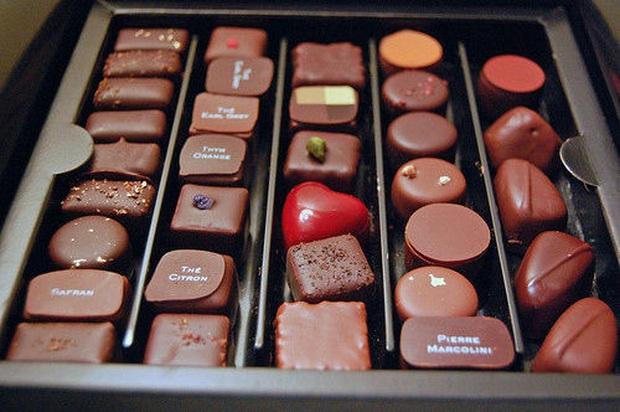 Hóa ra socola - thứ quà quen thuộc mà đầy ý nghĩa trong ngày tình nhân lại có nhiều tác dụng tốt cho sức khỏe đến vậy - Ảnh 3.